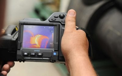 Why Using Infrared Thermal Imaging in Home Inspections is Beneficial